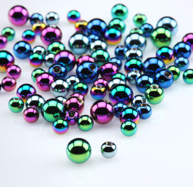 Anodised Balls for 1.6mm Pins