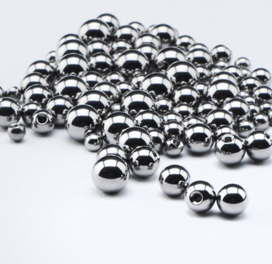Threaded Balls