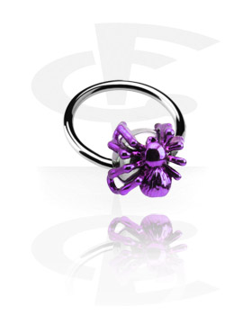 Ball Closure Ring avec Anodised Spider