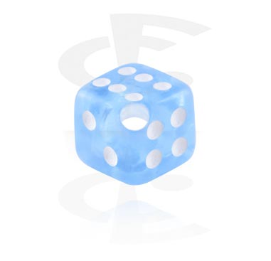 Dice for Ball Closure Rings