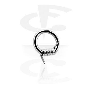 Barbed Wire Closure Ring