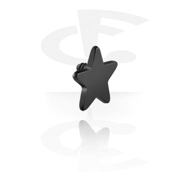 Black Titanium Star