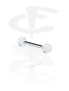 Barbell with Acrylic