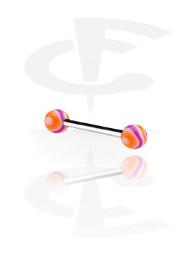 Barbell met Wave Candy Balls