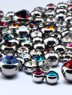 Jeweled Balls per 1.6mm