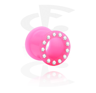 Jeweled Silicone Tunnel
