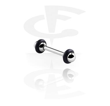 "Barbell with ""UFO""-Balls"