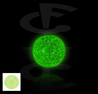 Micro Glow in the Dark Ball