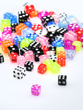 Micro Dice for 1.2mm Pins