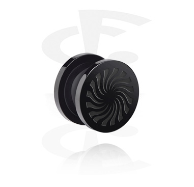 """BLACK BY CF""-Edition Flesh Tunnel"