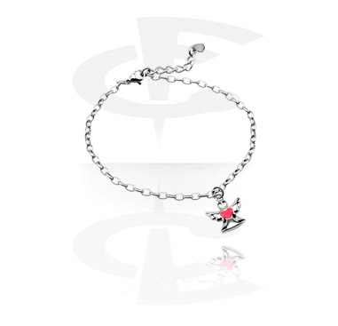 Anklet with Charm