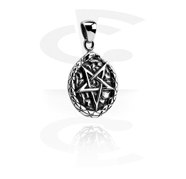 Steel Cast Pendant