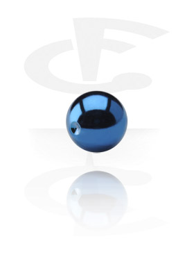 Bola para ball closure ring