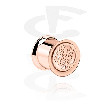 Roséguld Double Flared Tube