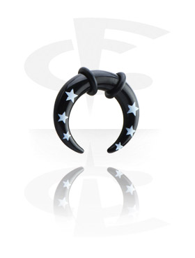 Circular Claw with Stars