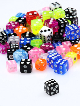Dice for 1.6mm Pins