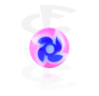 New Twister Flower Ball